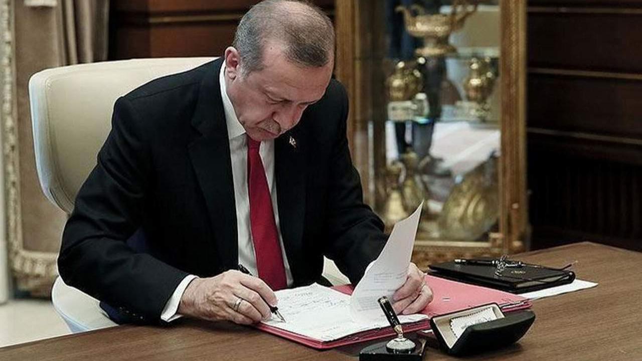 Erdoğan imzaladı 13 büyükelçi değişti!