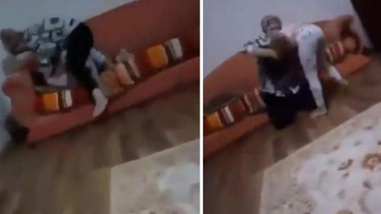 Kızını acımasızca döven anneye ibretlik ceza talebi