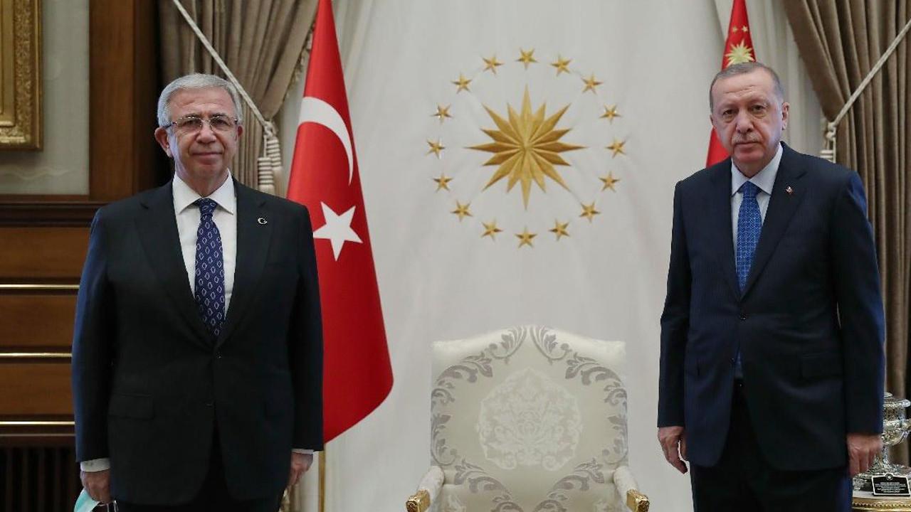 Olay olacak anket: Mansur Yavaş, Erdoğan'a fark attı
