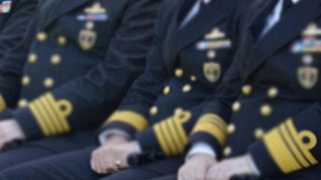 Emekli amirallere ''öncülük'' edenler tespit edildi