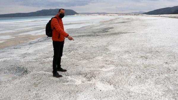 Salda Gölü kendini yeniledi - Resim: 2