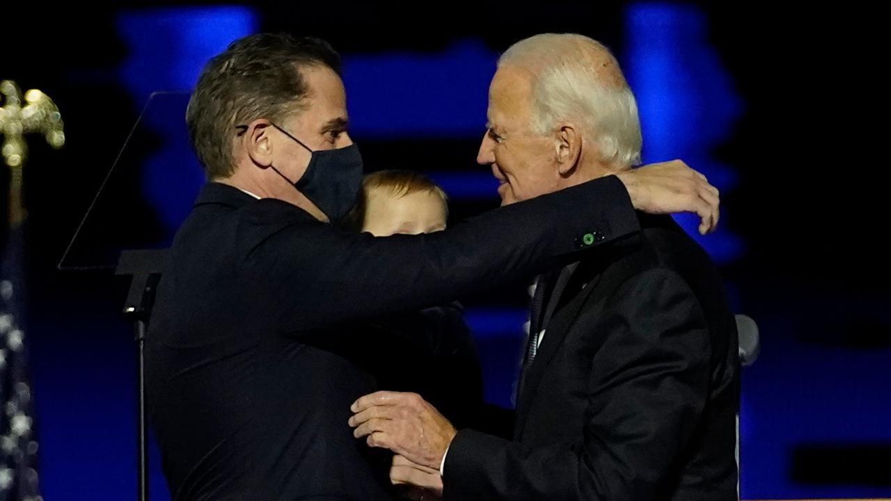 Joe Biden'ın oğlu eşini yengesiyle aldattığını itiraf etti!
