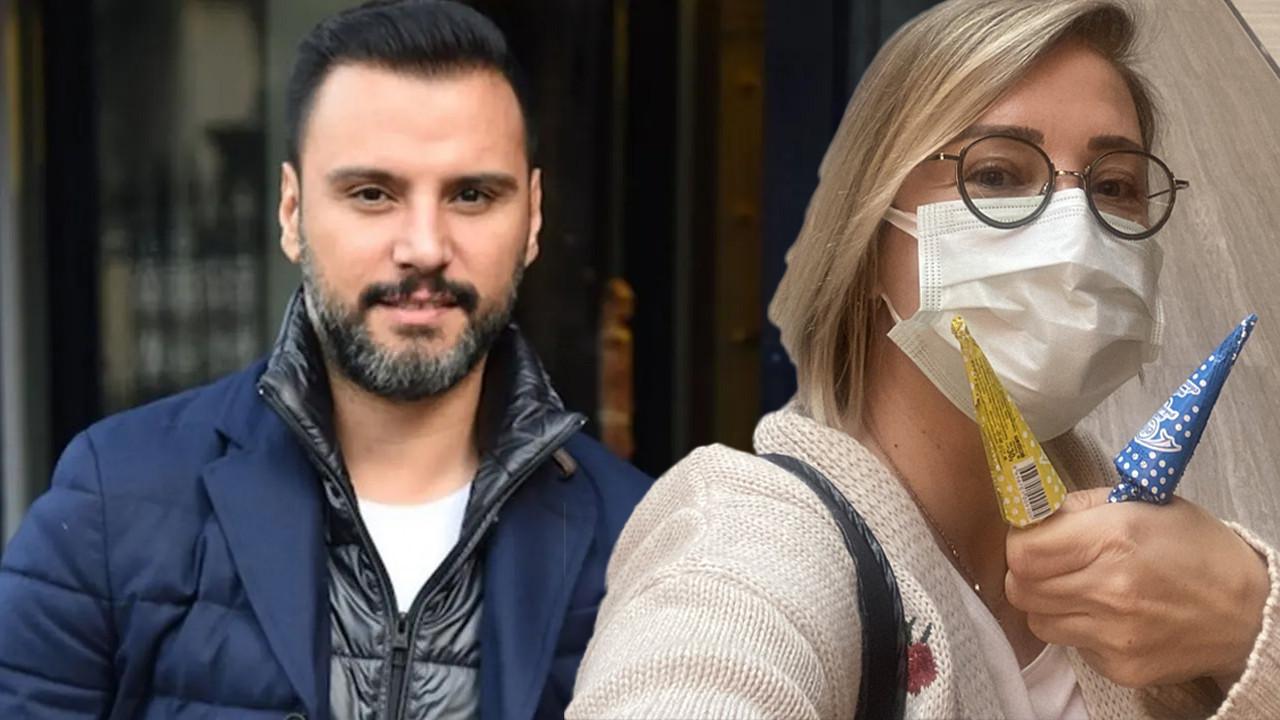 Aşı yaptıran Berna Laçin ile Alişan birbirine girdi