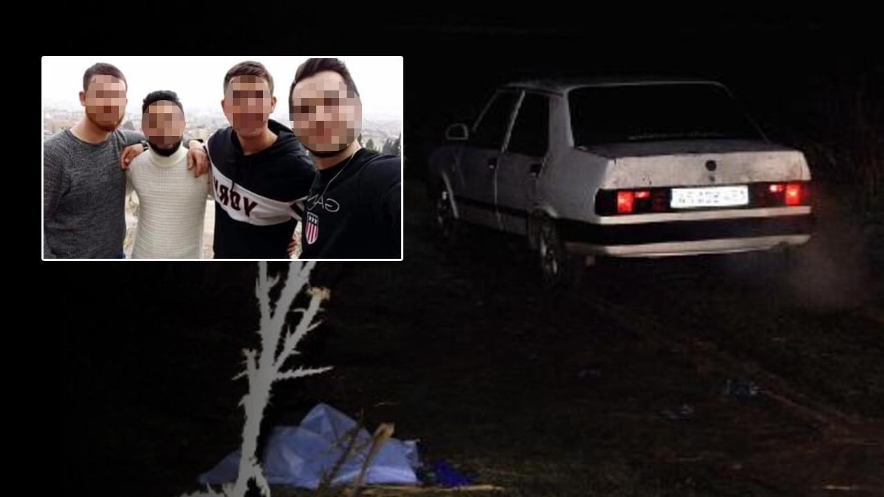 Tarlada ölü bulunan 4 genç ''fakir kokaini'' kullanmış
