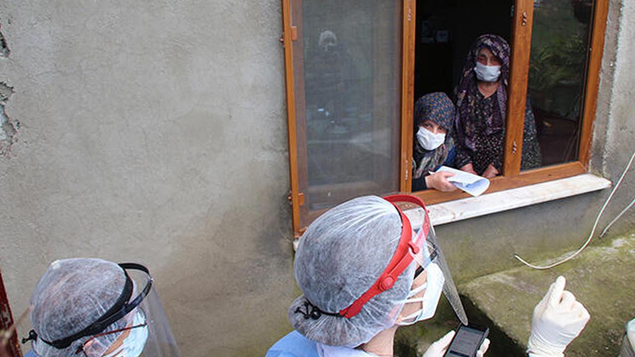 Mevlide katılan 15 kişide koronavirüs tespit edildi