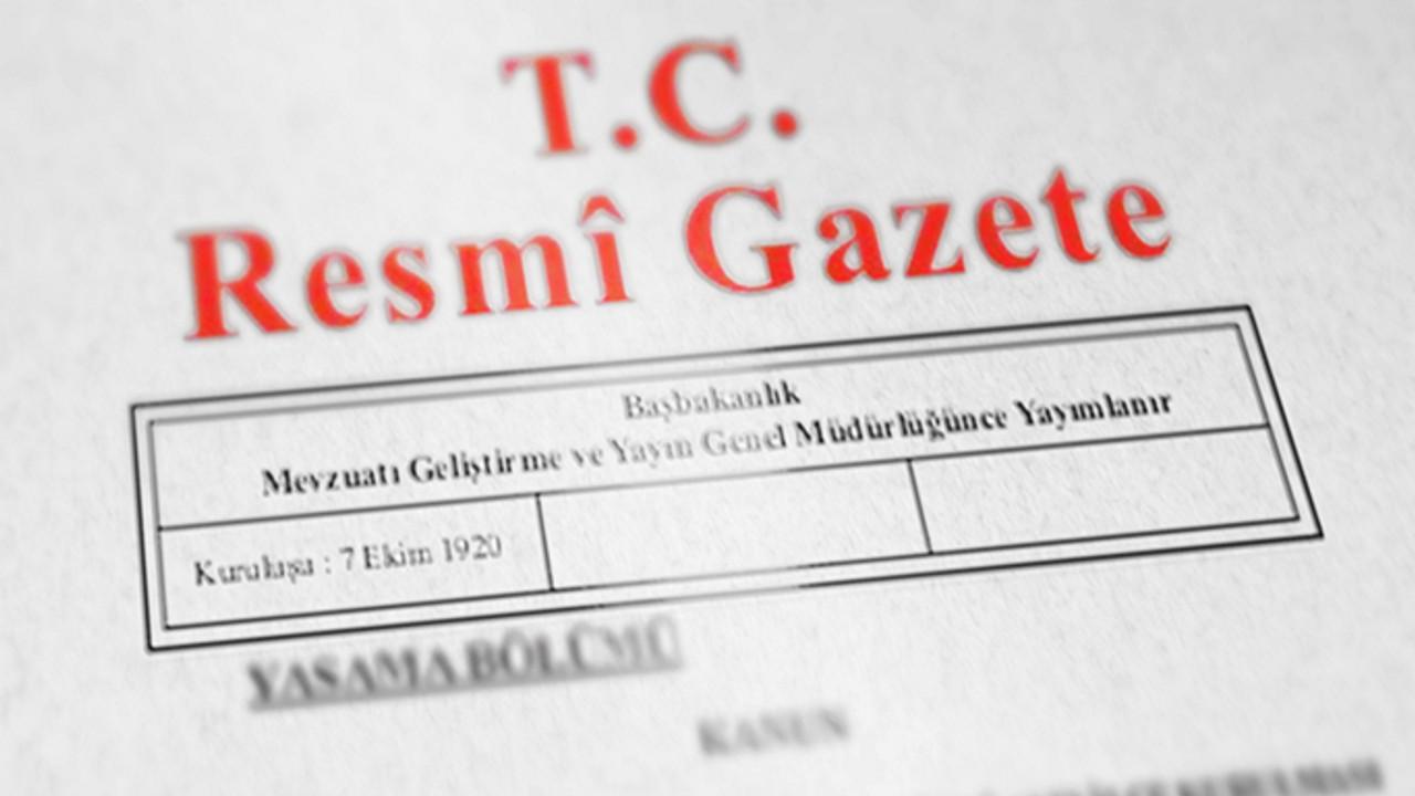 Resmi Gazete'de yayınlandı; 2 il için yenileme ve kentsel dönüşüm kararı