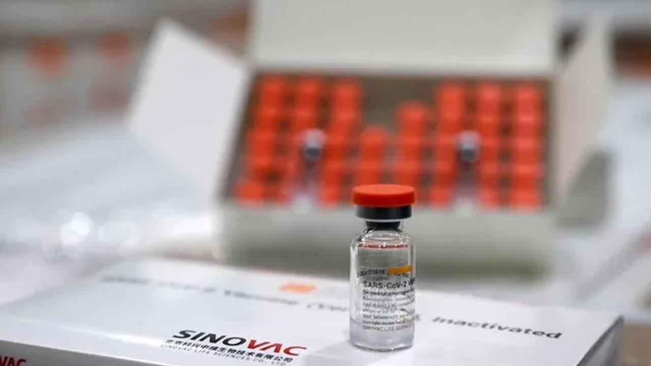 Araştırma sonuçları belli oldu! İşte Sinovac aşısının etki oranı