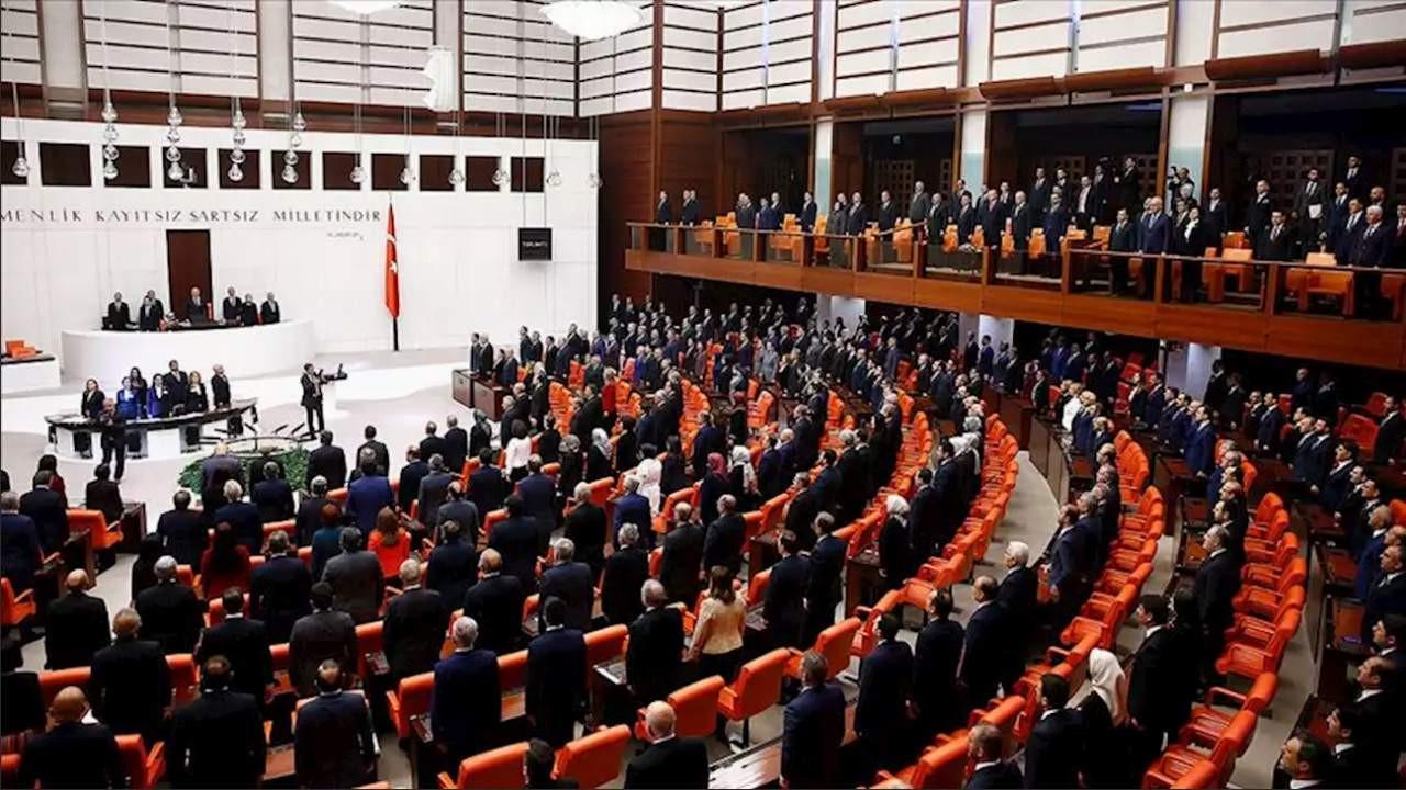 Güvenlik Soruşturması ve Arşiv Araştırması Kanunu Meclis'ten geçti