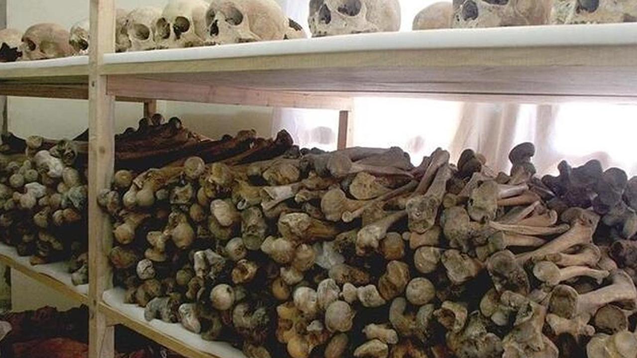Fransa Ruanda soykırımında suç ortağı çıktı!