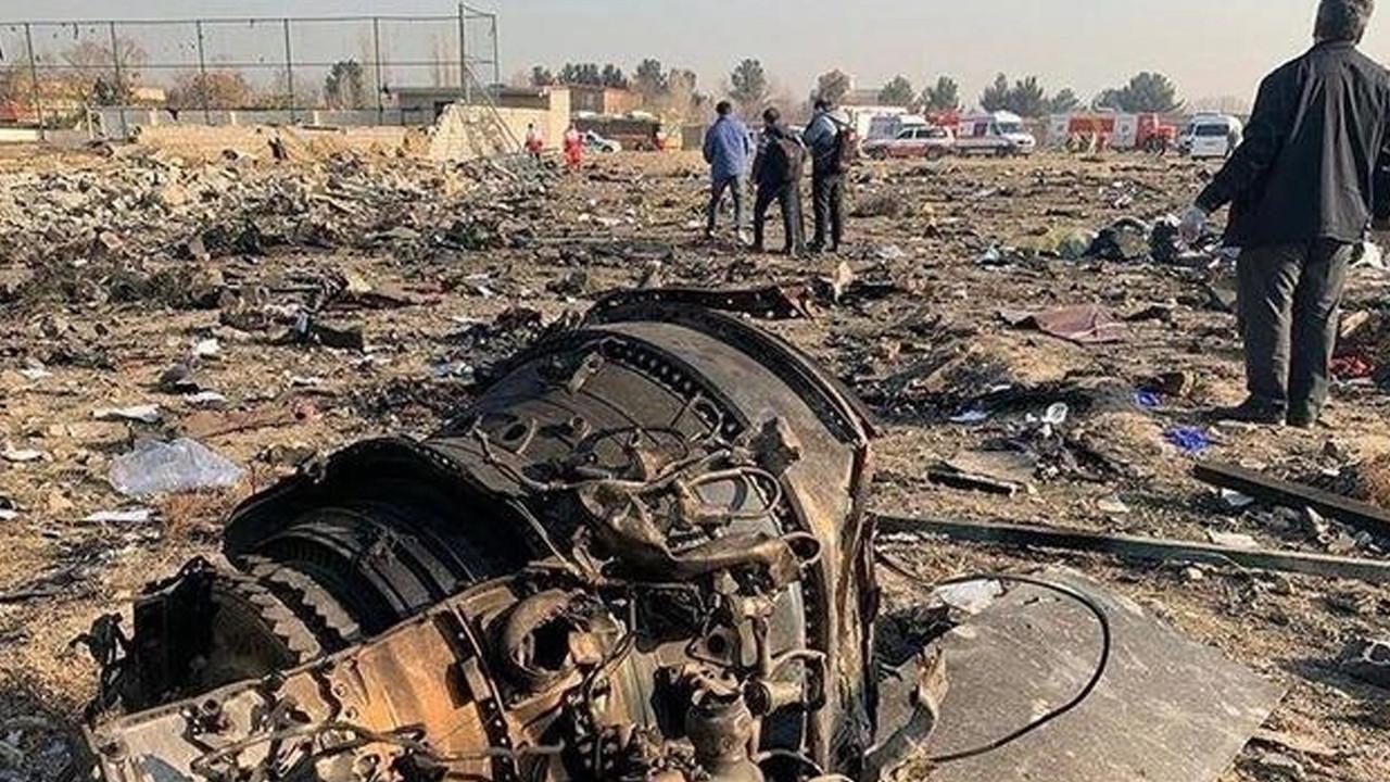 İran'da düşürülen uçakla ilgili 10 yetkiliye iddianame