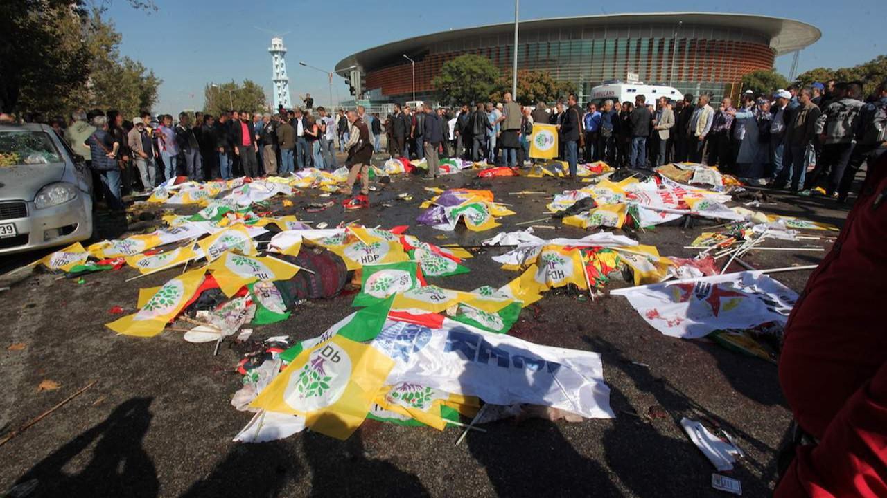 Yargıtay, Ankara katliamı sanıklarına verilen cezaları fazla buldu
