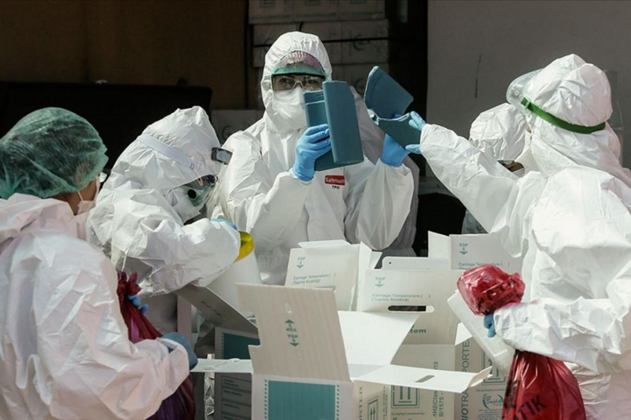 Prof. Dr. Cinel: ''Mutant virüs ana virüs oldu''