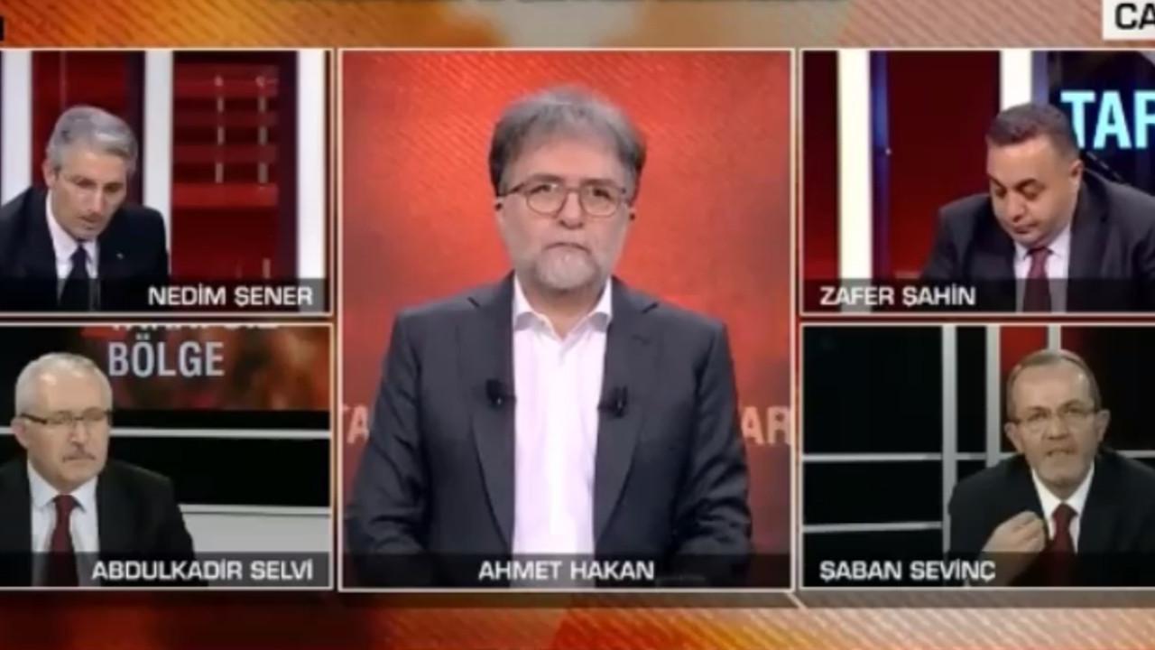 CNN Türk'te Abdulkadir Selvi'ye soğuk duş! FETÖ ziyareti hatırlatılınca...