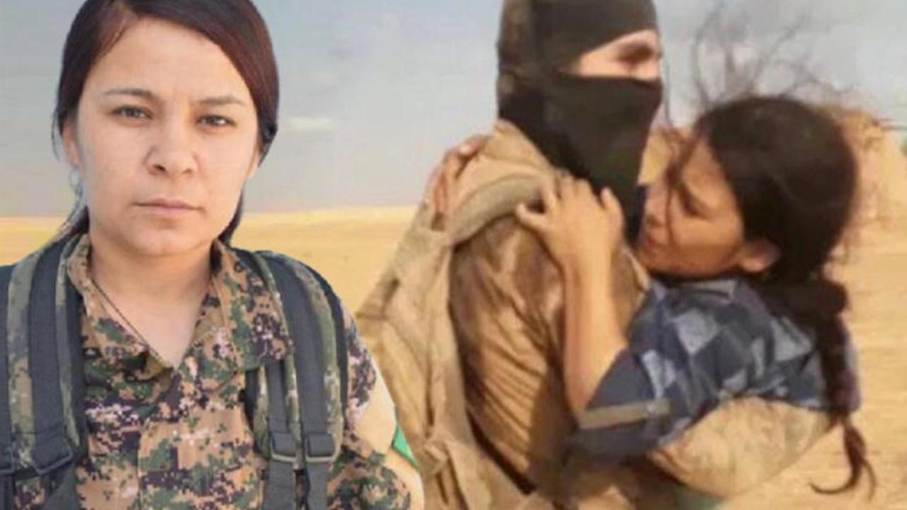 Suriye'de yakalanan teröristin cezası belli oldu