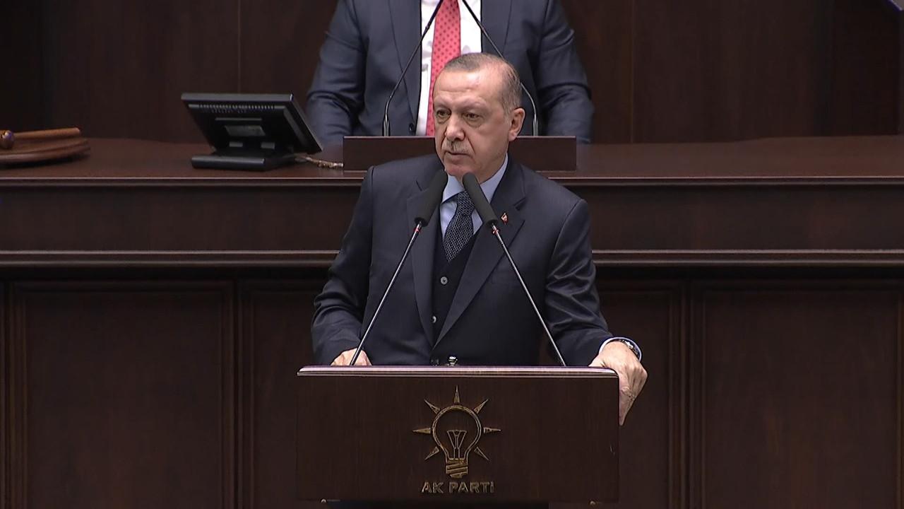 Erdoğan'dan CHP'ye canlı yayında açık tehdit - CANLI