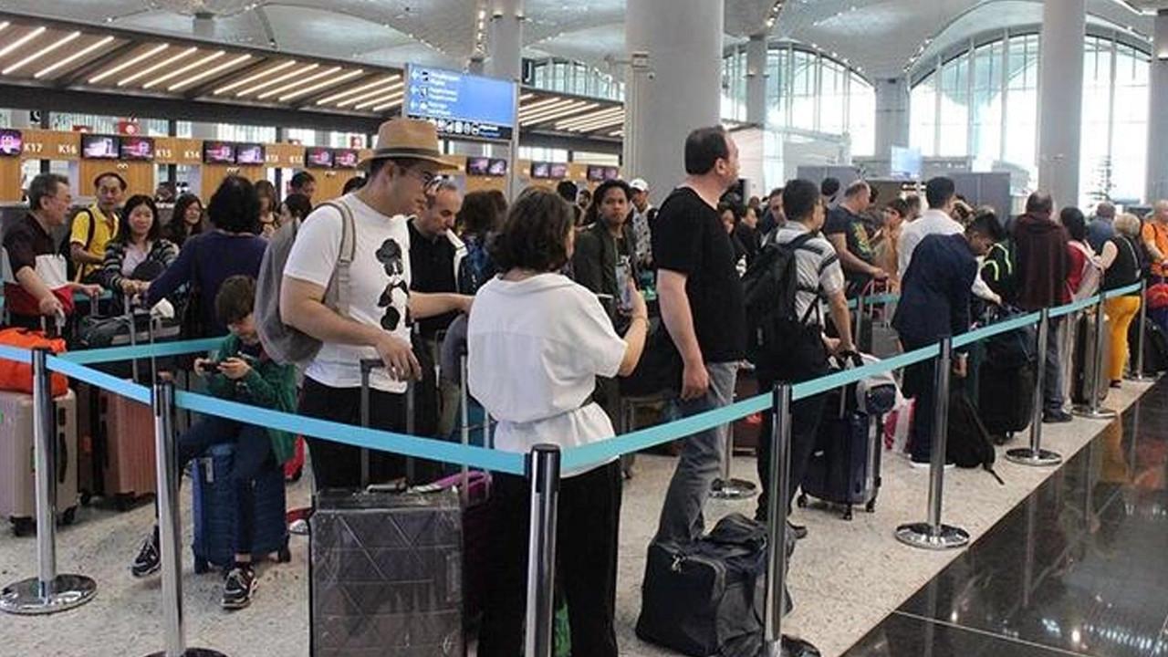 İstanbul HavalimanI 81 milyon yolcuya hizmet verdi