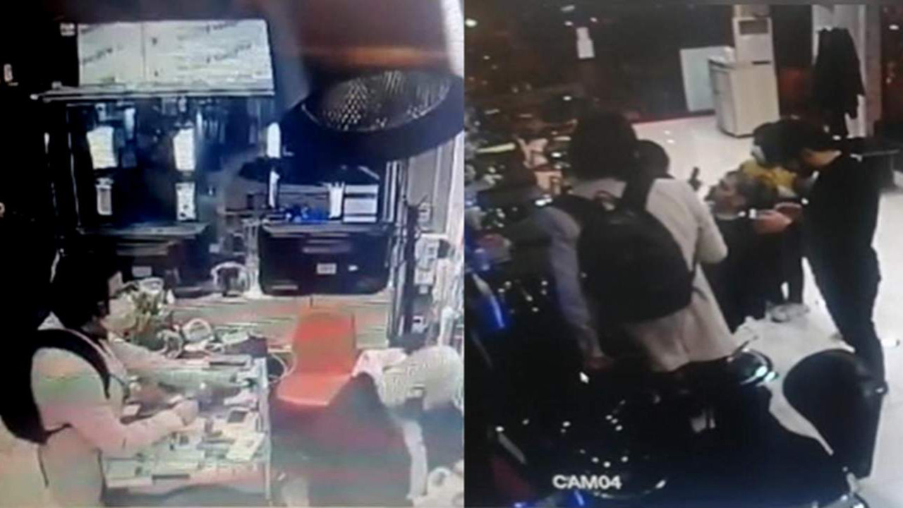 İstanbul'da ''esnafın kabusu'' yakalandı!