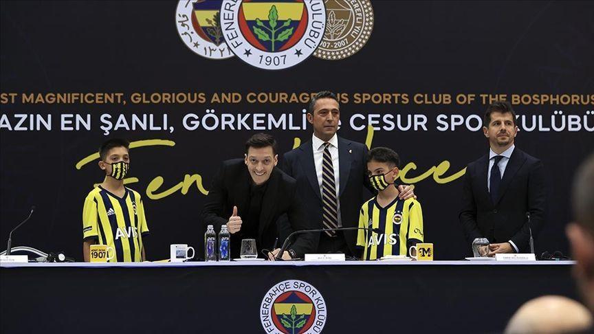Fenerbahçe'ye müjde! Mesut Özil geri dönüyor! - Resim: 2
