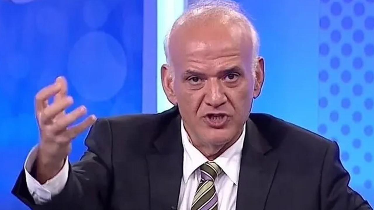 Beşiktaş, Ahmet Çakar'ı mahkemeye verdi