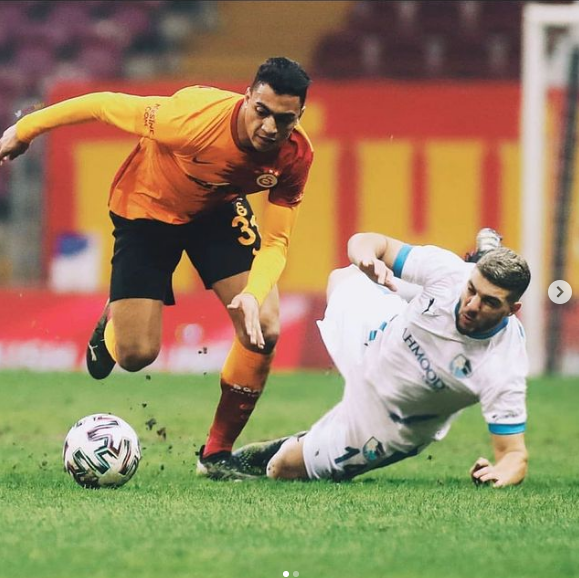 Mostafa Mohamed'ten Fenerbahçe itirafı! - Resim: 1
