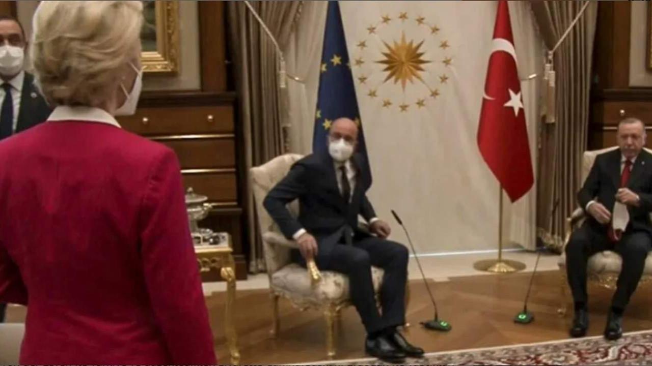 AB Konseyi Başkanı Michel'den ''Erdoğan'la fotoğraf'' açıklaması