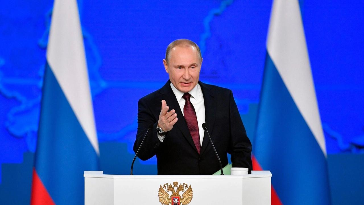 Putin'den çarpıcı Afganistan açıklaması