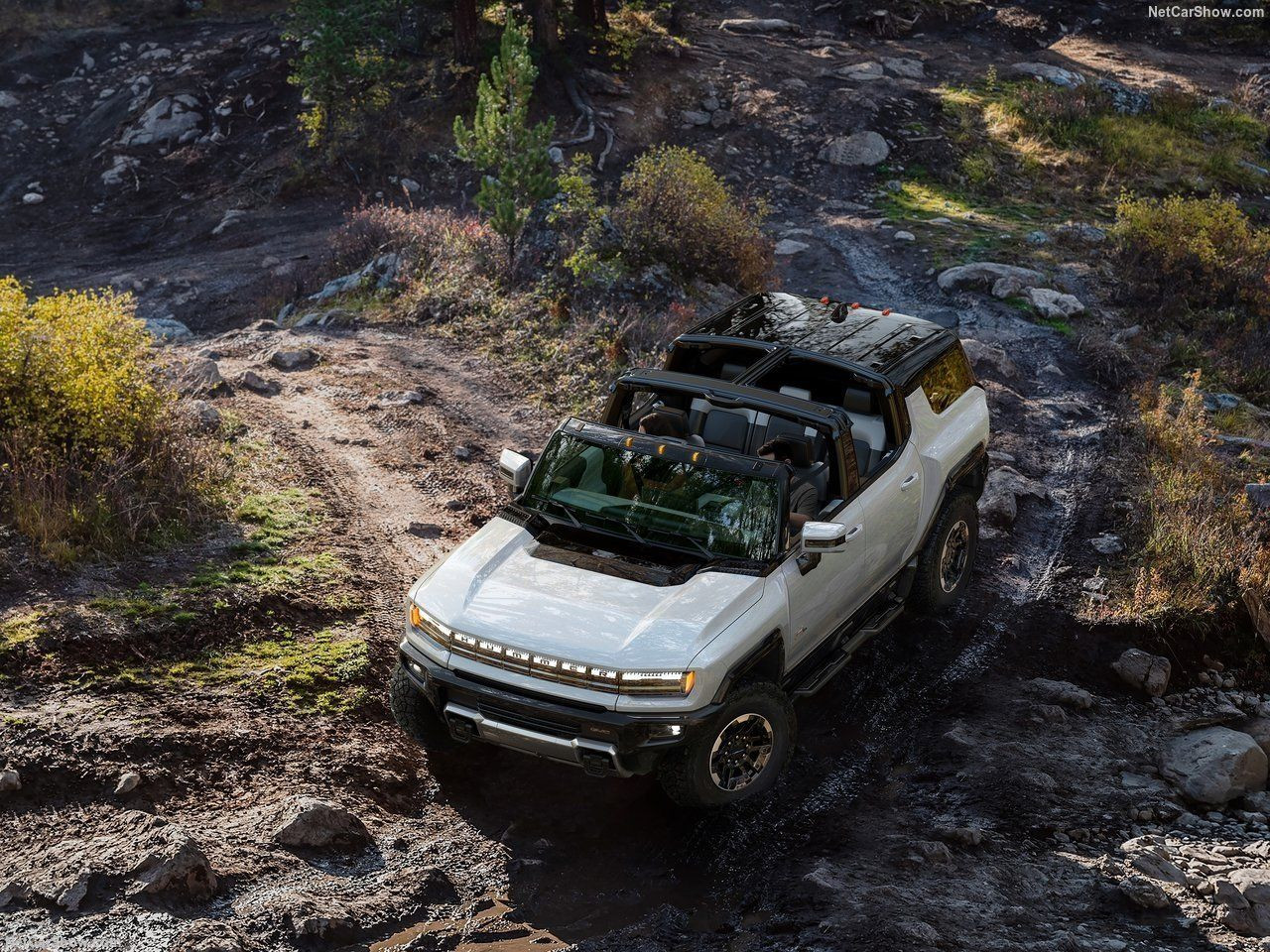 Hummer'ın yeni canavarı tanıtıldı! İşte EV SUV'un özellikleri - Resim: 2