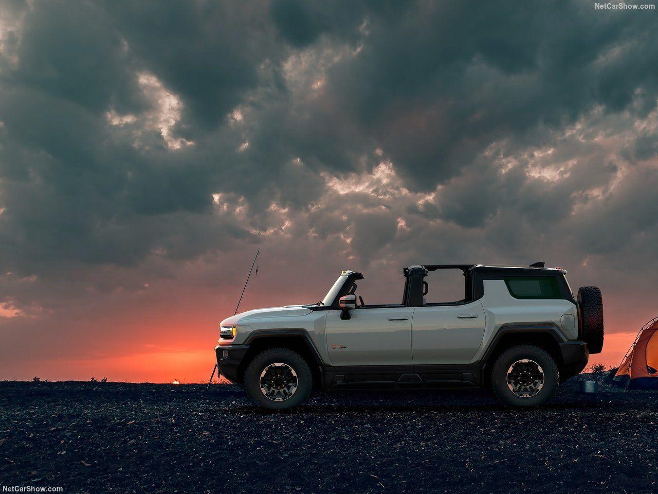 Hummer'ın yeni canavarı tanıtıldı! İşte EV SUV'un özellikleri - Resim: 4