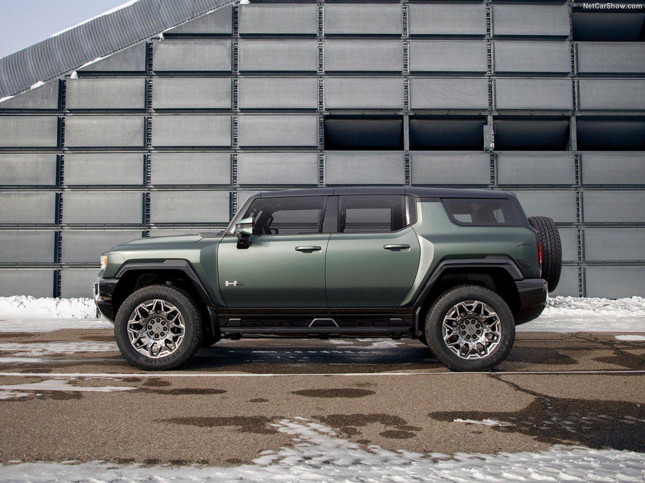 Hummer'ın yeni canavarı tanıtıldı! İşte EV SUV'un özellikleri - Resim: 3