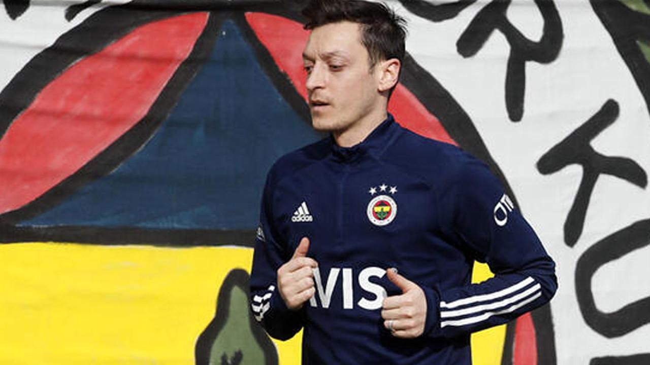 Fenerbahçe'ye Mesut Özil müjdesi!