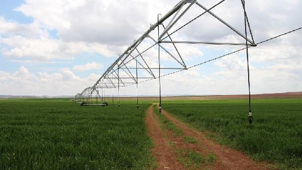 Şanlıurfalı çiftçi kendi kurduğu sistem ile yüzde 50 tasarruf sağladı