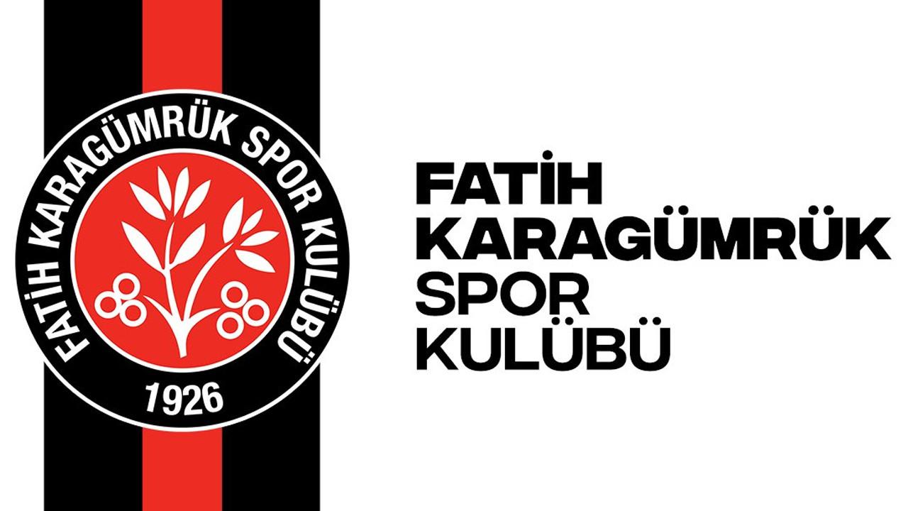 Galatasaray öncesi Fatih Karagümrük'te koronavirüs şoku!