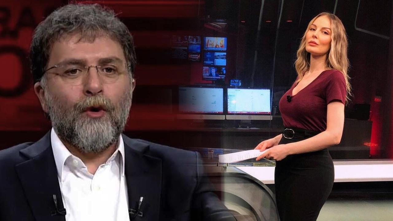 Hande Sarıoğlu'ndan Ahmet Hakan'a: ''Ağzının suyu akardı''
