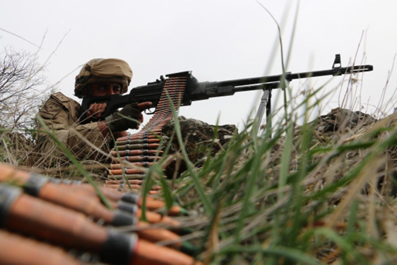 Bakan Akar açıkladı: 31 terörist etkisiz hale getirildi