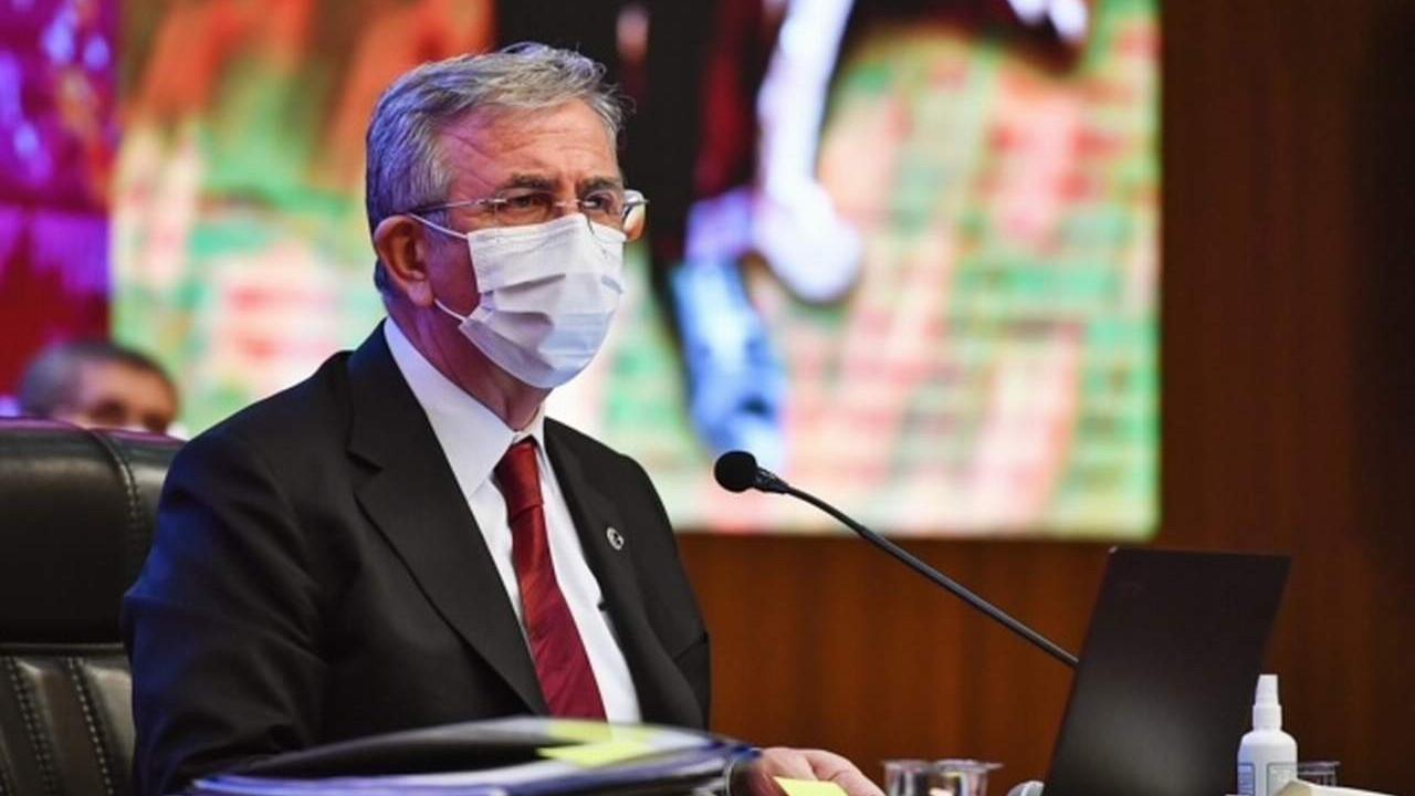 Mansur Yavaş: ''Adalet yara alıyor!''