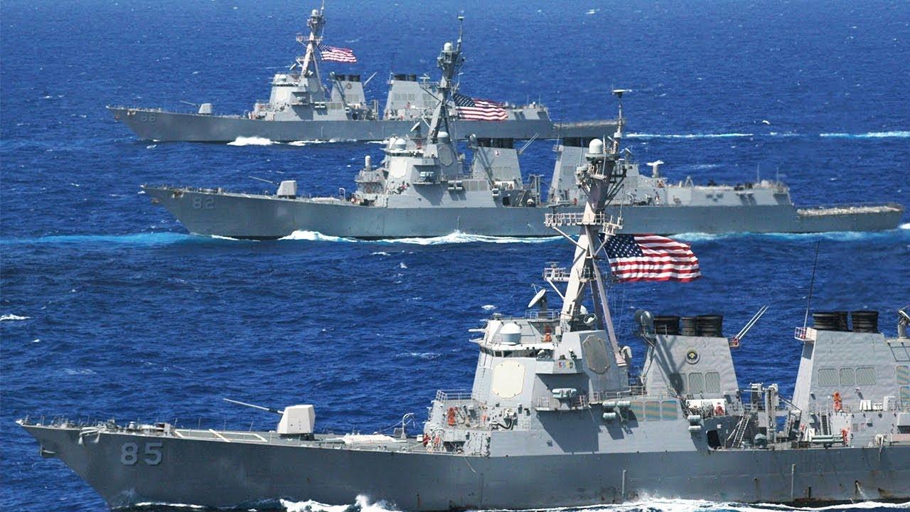 Türkiye ABD savaş gemilerini Rusya'ya bildirdi
