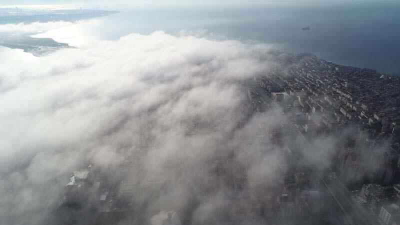 İstanbul sise teslim! - Resim: 4
