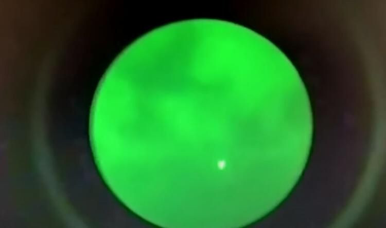 Pentagon doğruladı! UFO görüntüleri sızdırıldı - Resim: 3