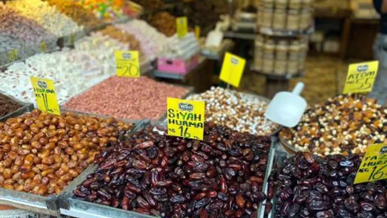 Ramazan öncesi hurma satışları patladı! İşte fiyatlar...