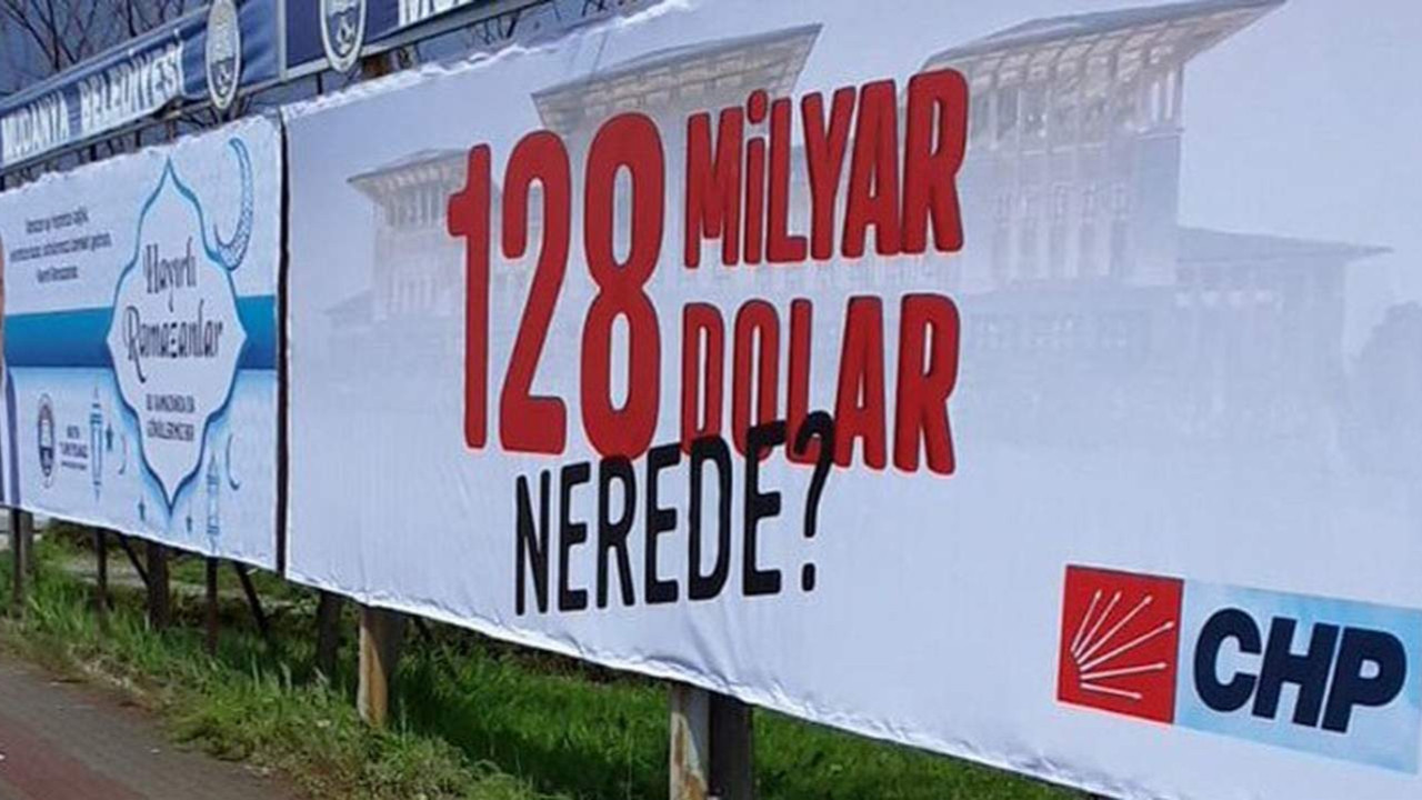 CHP'den yeni ''kayıp 128 milyar dolar'' adımı