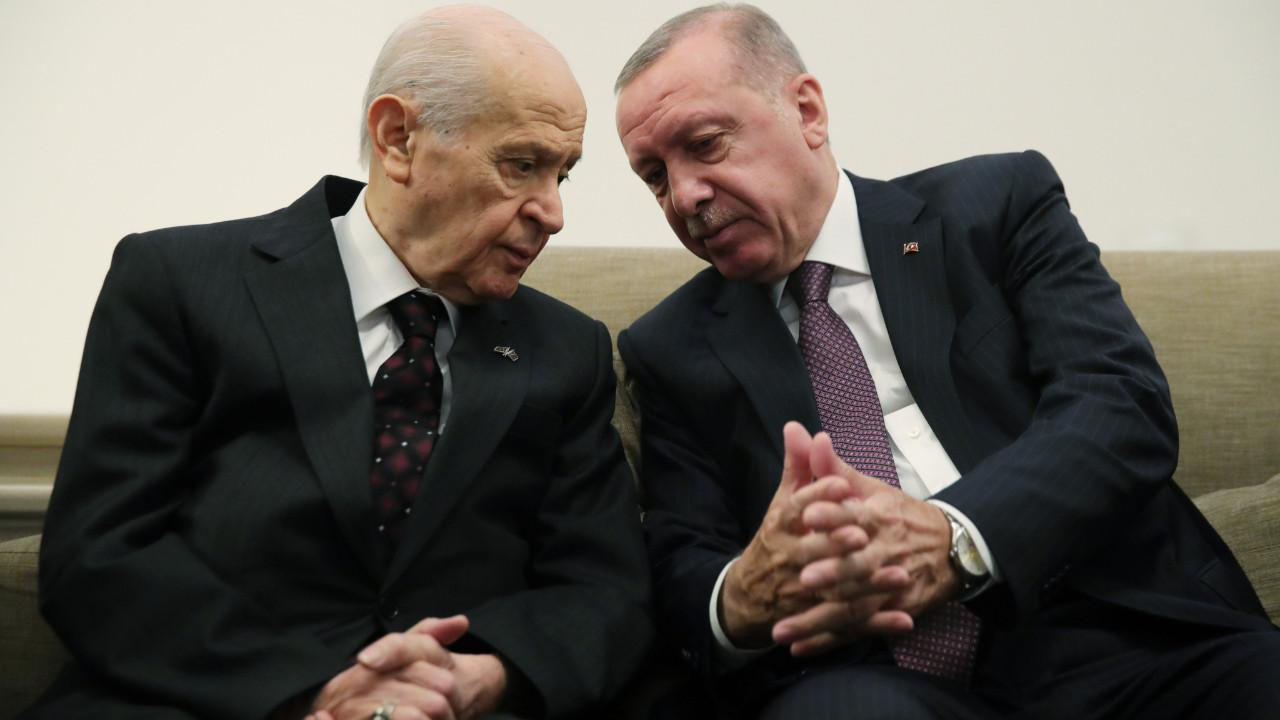 Cumhur İttifakı'na ''sürpriz'' üçüncü parti iddiası!