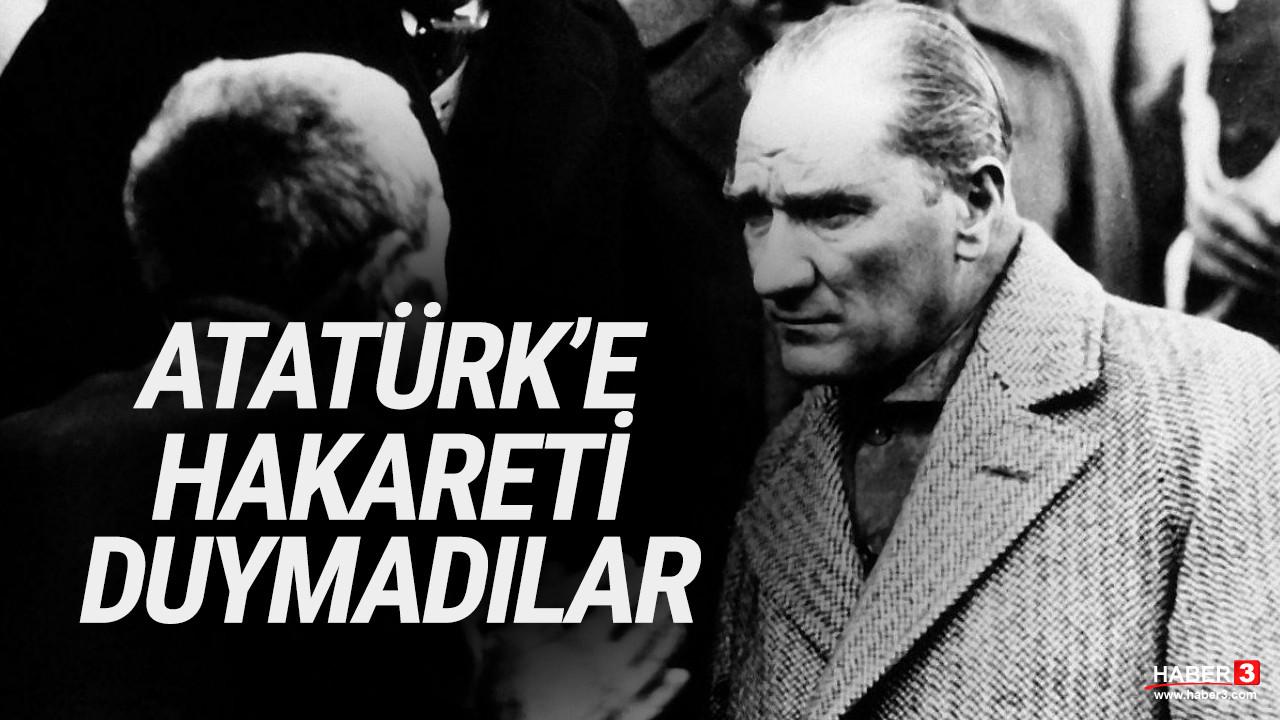 RTÜK Atatürk'e hakareti duymadı!