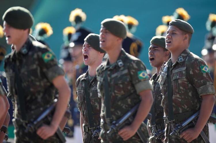 Türkiye'nin sırası değişti! İşte 2021'in en güçlü orduları - Resim: 2