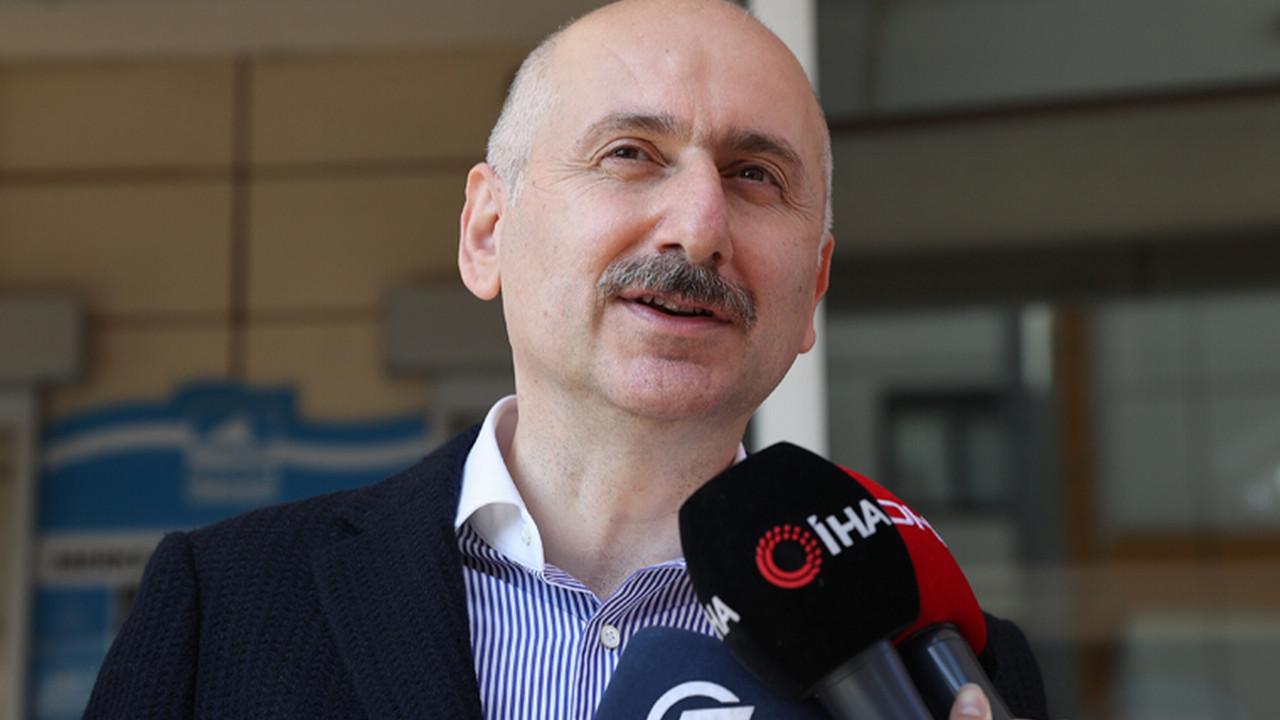 Bakan Karaismailoğlu'ndan Kanal İstanbul için yeni açıklaması