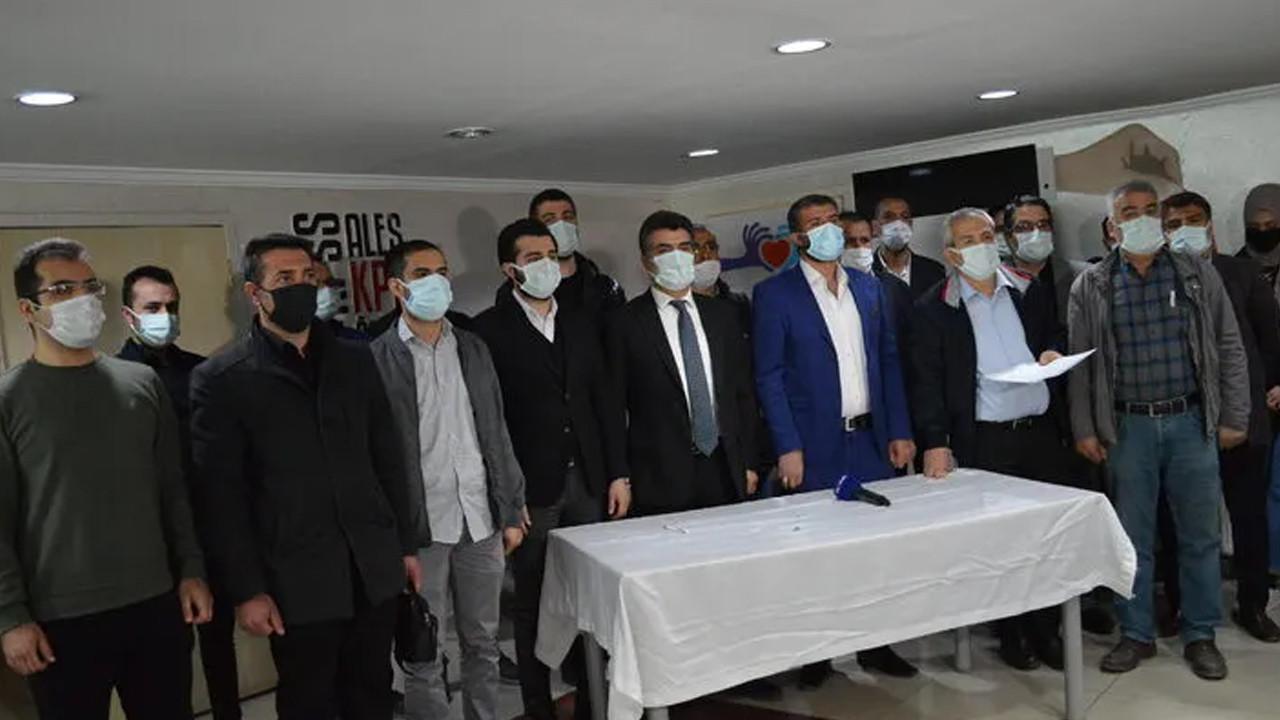 Görevden alınan DEVA Partisi Elazığ İl Başkanı, istifa etti