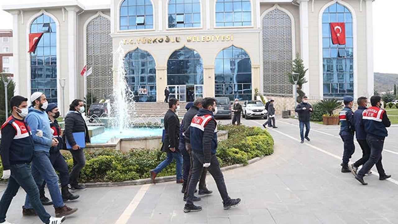 Kahramanmaraş'ta DEAŞ operasyonu: 6 gözaltı