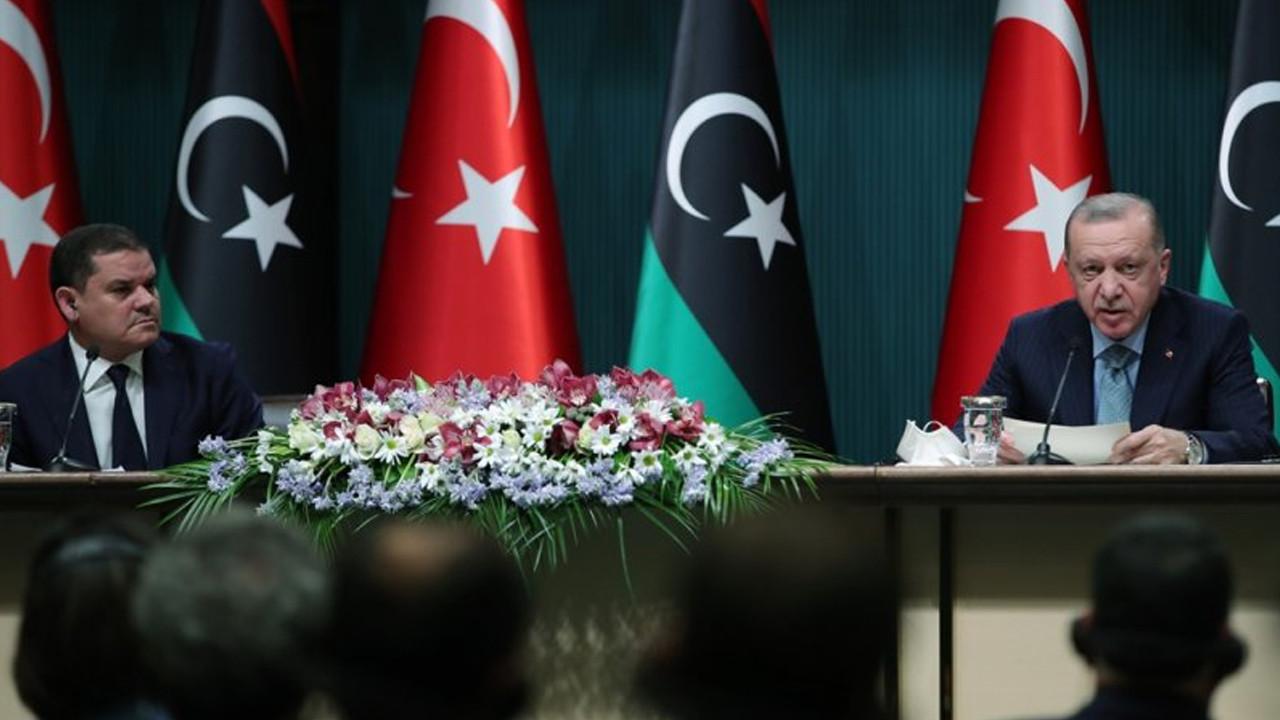 Cumhurbaşkanı Erdoğan: Libya'ya 150 bin doz aşı vereceğiz