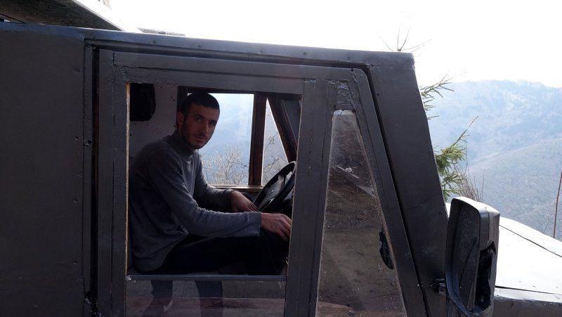 Hurdalardan 10 bin TL'ye kendi kamyonetini yaptı - Resim: 1