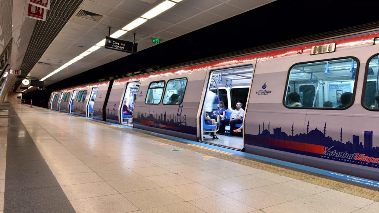 İstanbul'da metro seferlerine düzenleme geldi