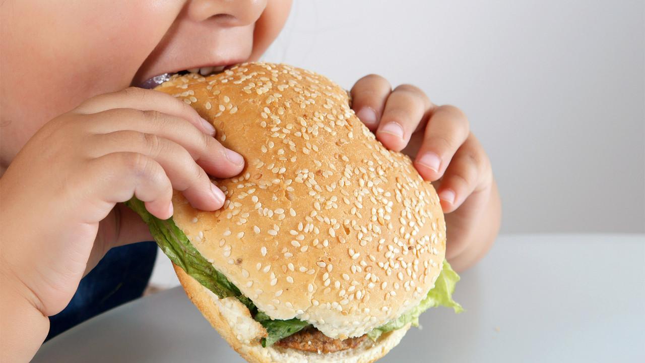 Çocuklarda yeni tehdidin adı obezite!